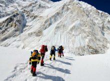 Climb Mount Everest?