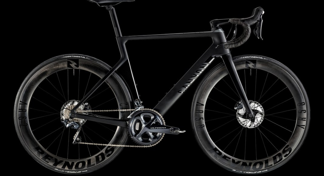 canyon aeroad CF SL Disc 8.0