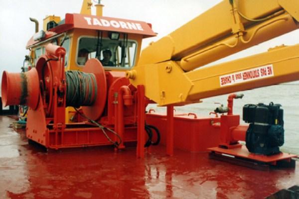 Barge multiservice SEEM 12-370ST