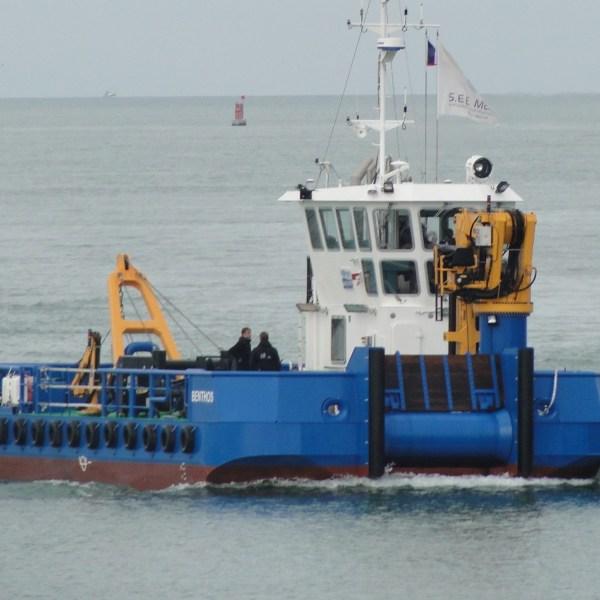 Barge multiservice SEEM 20-1000ST