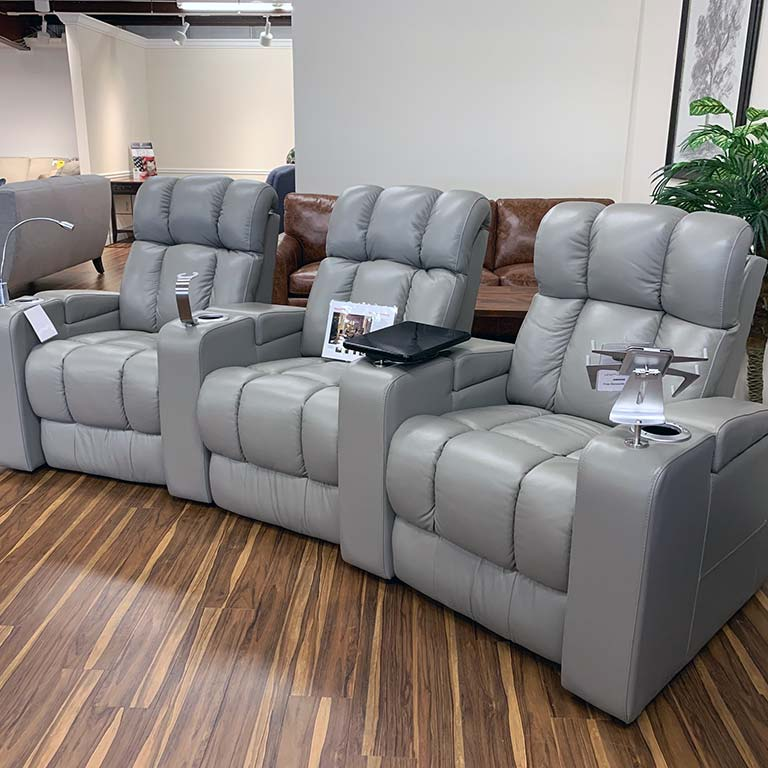 Leather furniture is an investment and worth the effort to keep in good condition. Maine furniture store offering living room furniture ...