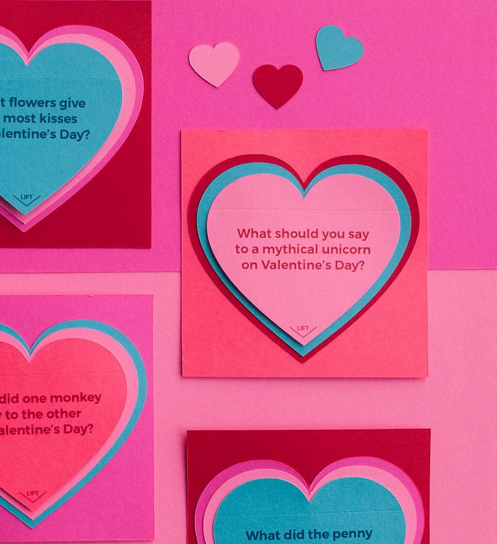 Diy Valentine S Day Jokes Cards For Kids
