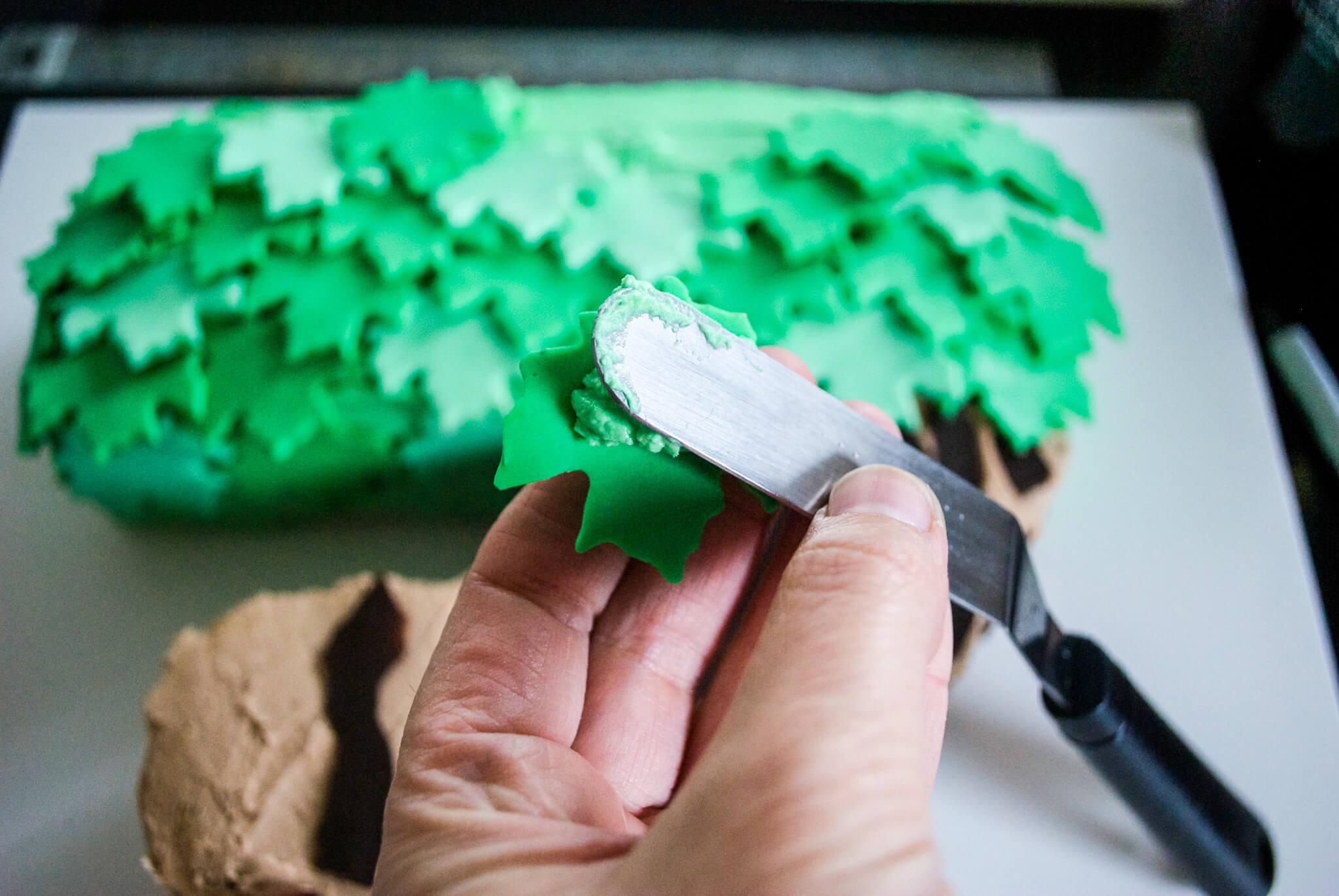 Easy Diy Magic Tree House Birthday Cake For A Magic Tree