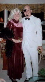 Barbara's pictures of James Joyce & Mae West & W C Fields