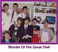 Boys doing Murder Of The Great Chef