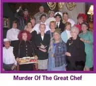 Murder Of The Great Chef is one of our many kits