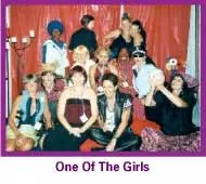 One Of The Girls is a popular kit for girl get togethers