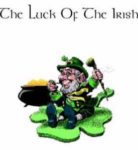The Luck Of The Irish pic