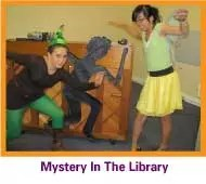 Library school activity