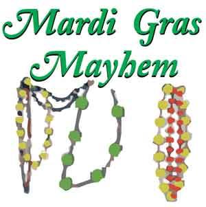 Mardi Gras Mayhem mystery