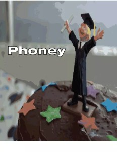Phoney - Graduation mystery image