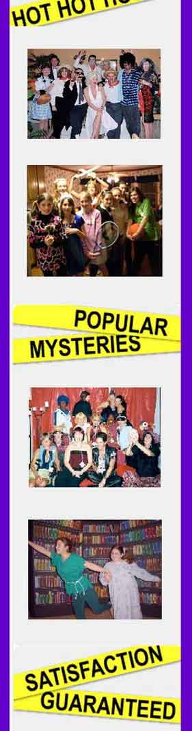 Examples of great murder mystery parties