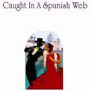 Caught In A Spanish Web murder mystery image