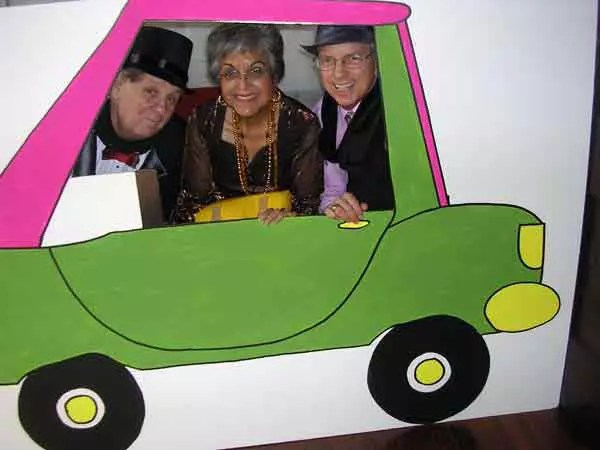 Clown car photo