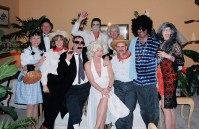 A great murder party photo