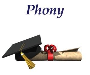 graduation party kit Phony image