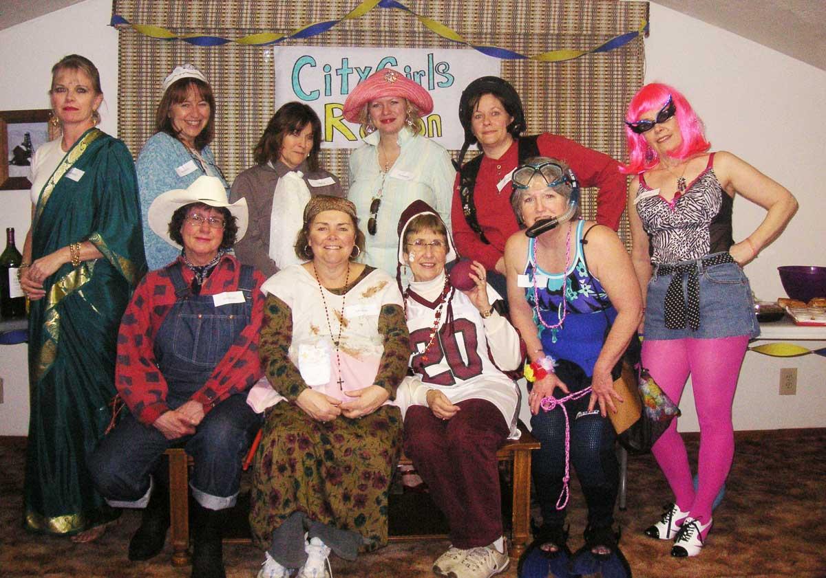Ladies party photo