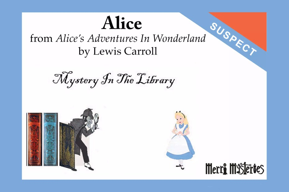 mystery in the library card game on Kickstarter