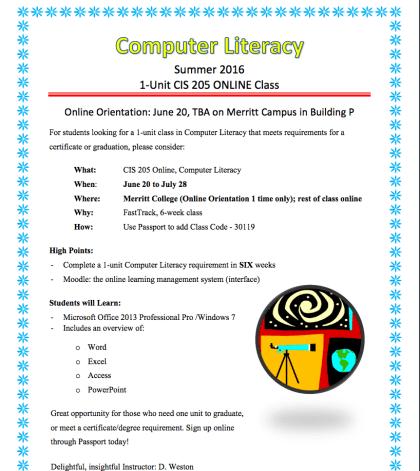 flyer computer literacy 6-6-16