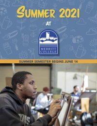 Merritt College Summer 2021 Class Schedule