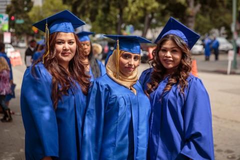 Merritt College Graduates 2015