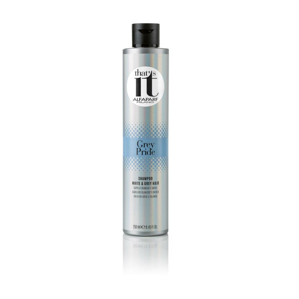Alfaparf Thats It Grey Pride Shampoo Merritts For Hair