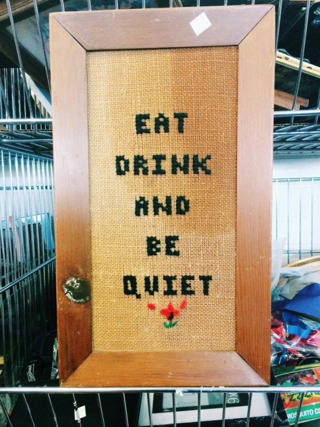 thrift store embroidery + needlework finds   The Merriweather Council Blog