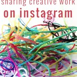 Hashtags for Sharing Creative Work on Instagram