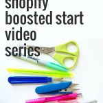 Free Shopify Training Series: Start with a Boost
