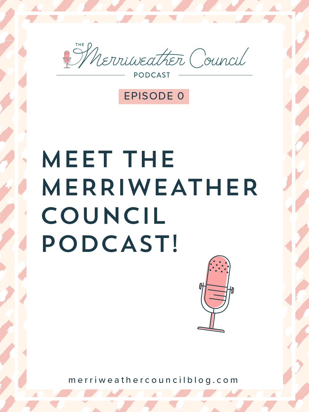 episode 000: Meet the Merriweather Council Podcast | the merriweather council podcast