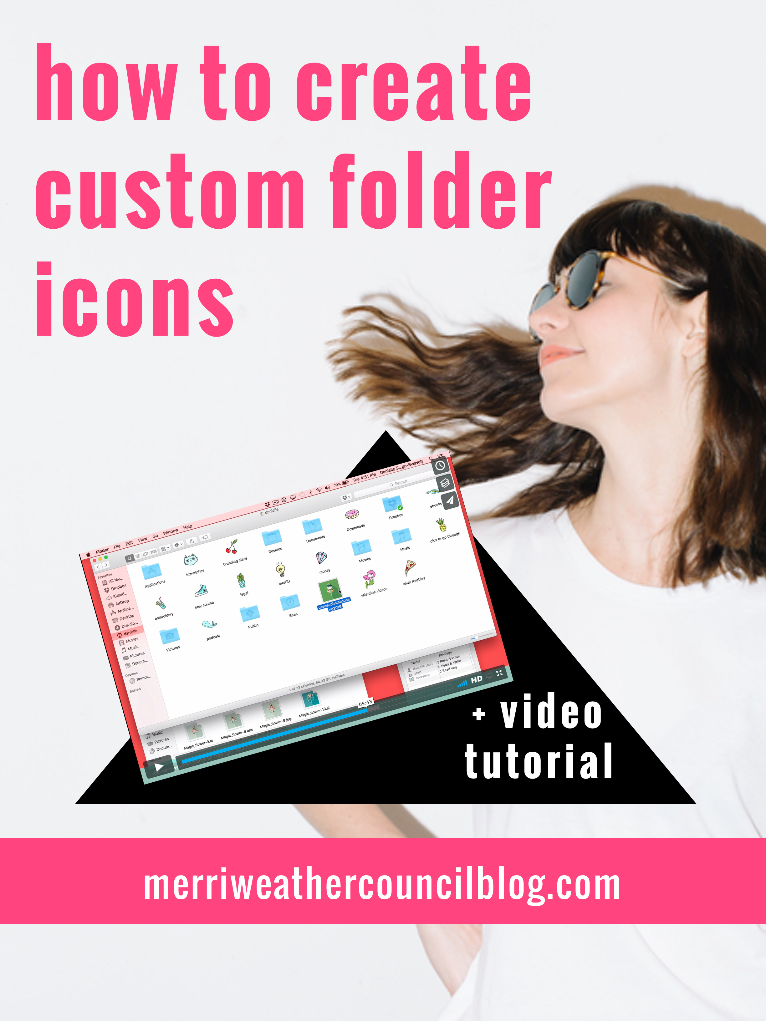 how to create custom folder icons | the merriweather council blog