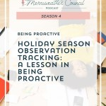 Episode 067: What to Keep Track of During the Holiday Season