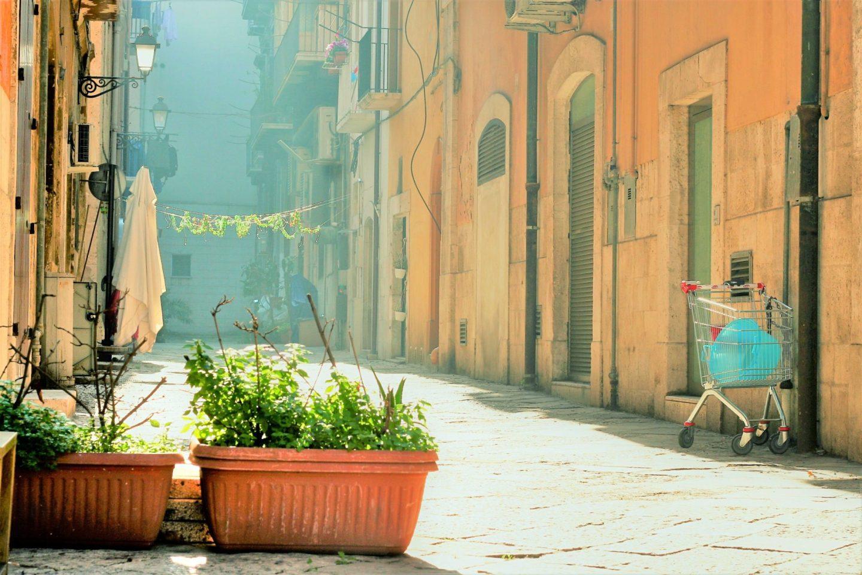 Bari Old Town, Italy