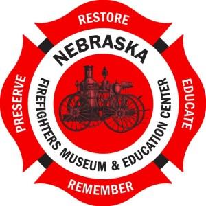 Nebraska firefighter museum logo