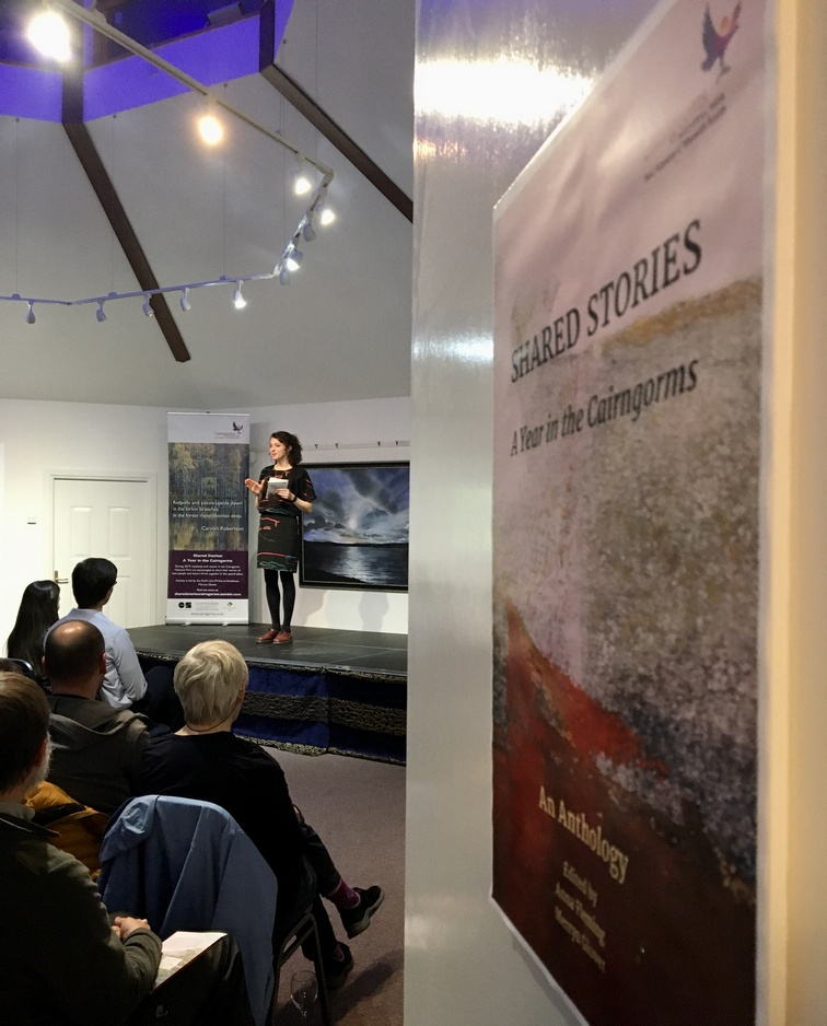 Launch of Shared Stories Anthology