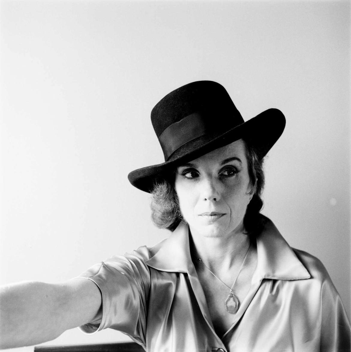 Maggie Diaz Self-portrait 1960s