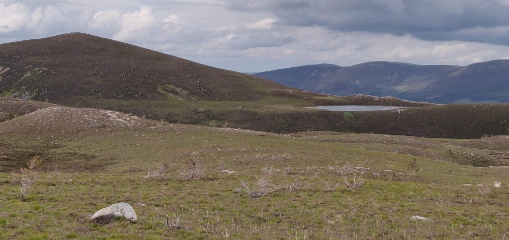 Airgiod-meall - the 'Silver Hill' in the Cairngorms