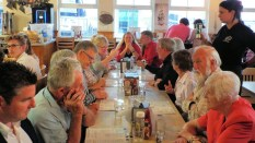 More food! - at the Mersea Oyster Bar