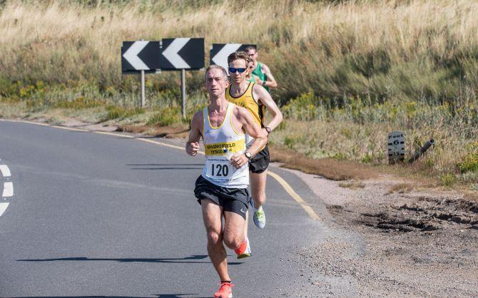 James Sullivan Winner 10 Mile Race