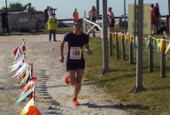 Elizabeth Bellinger - 2nd Lady 5 Mile Race