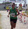 Keith Marley 3rd Overall 10 Mile race