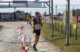 Luke Gill - 2nd Overall 5 Mile Race