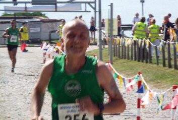 Paul Preston - 2nd Overall 10 Mile Race