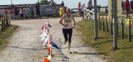 Rebecca Pitman - 3rd Lady 5 Mile Race