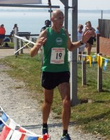 Richard Flutter - 1st Overall 5 Mile Race
