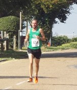 Tom Cresswell - Overall Winner 10 Mile Race