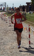 Tracey Harrington - 3rd Lady 10 Mile Race