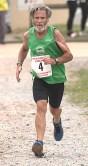 Arthur Whiston - 1st Man 60+, 5 Mile Race (00:33:42)