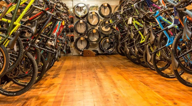 Merseyside Cycle Shops Open for Business