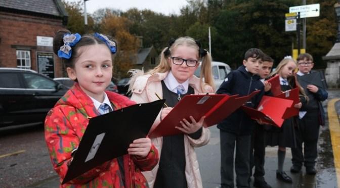 West Derby School Streets
